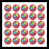 Sticker: French Speech Bubbles