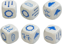Games: 6 x Weather Dice