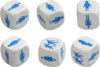 Games: 6 x People and Family Dice