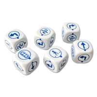 Games: 6 x Directions Dice