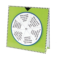 English: Writing Wheel