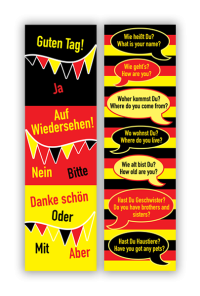 Bookmark: German Phrases