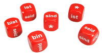 Games: Set of 6 German Sein Dice