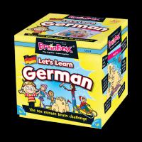 Games: Brainbox Let`s Learn German