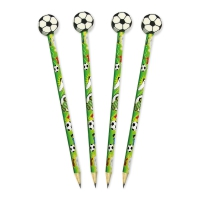 Gifts: Pencil with Football Eraser