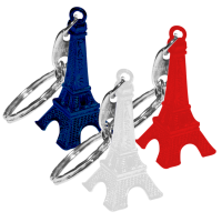 Gifts: Eiffel Tower Keyrings