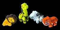 Gifts: 3D Animal Eraser