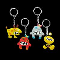 Gifts: Monster Keyrings