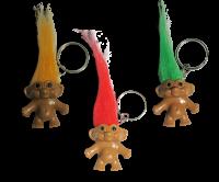 Gifts: Troll Keyrings