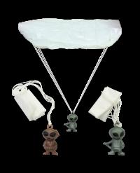 Gifts: Alien Parachutist