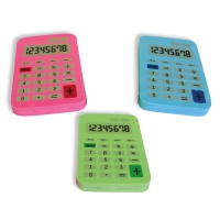 Gifts: Calculator Erasers
