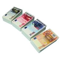 Gifts: Euro Notes Erasers