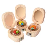 Wooden Jitterbug Sharpeners - 12 Pack