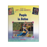 Book: Step Up Art and Design - People in Action