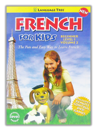 CD-ROM: French For Kids DVD Vol 2