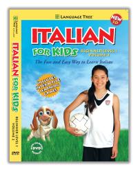 CD-ROM: Italian DVD for Kids Vol 2