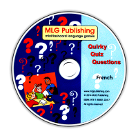 CD ROM: Quirky Quiz Questions