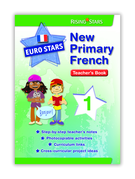 CD ROM: Euro Stars French Stage 1