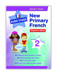 CD ROM: Euro Stars French Stage 2