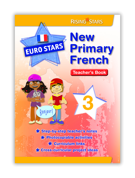CD ROM: Euro Stars French Stage 3