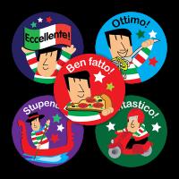 Sticker: Italian Praise