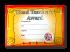 Certificate: Head Teacher`s Award - Sparkling
