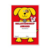 Certificate: Relationship Award