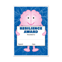 Certificate: Resilience Award