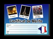 Certificate: Certificat de Mérite - Photographic