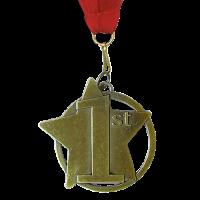 Medal: 1st - Gold
