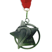 Medal: 2nd - Silver