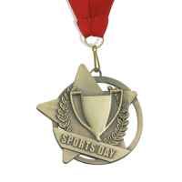Medal: Sports Day - Gold