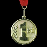 Medal: Gold 1st
