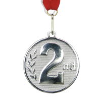 Medal: Silver 2nd