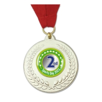 Medal: 2nd Sports Day 2021