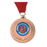 Medal: 3rd Sports Day 2021