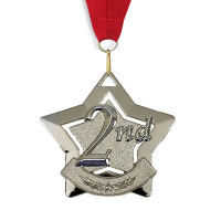 Medal: 2nd Place - Silver Star