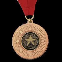 Medal: Bronze Attendance Award