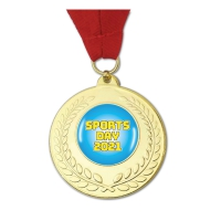 Medal: Sports Day 2021 - Gold