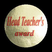 Head Teacher Awards