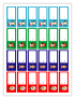 Sticker: Christmas Gift Labels