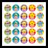 Sticker: Phonics Praise