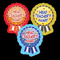 Sticker: Head Teacher`s Award - Rosette