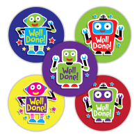 School Stickers: Well Done Variety Pack