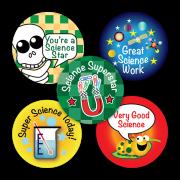Sticker: Science Praise Variety Sheet
