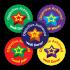 Sticker: Objective Achieved Variety Sheet