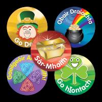 Sticker: Lucky Praise Variety Pack