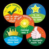 Sticker: Praise Variety Sheet