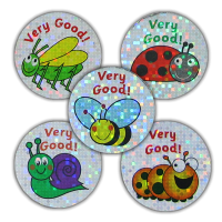 Sticker: Insect Stickers (Sparkling)