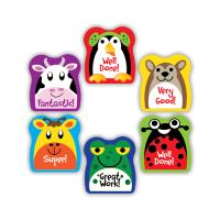 Sticker: Die Cut Animals